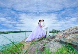 Picture Beautiful Wedding Photo Wedding Photo